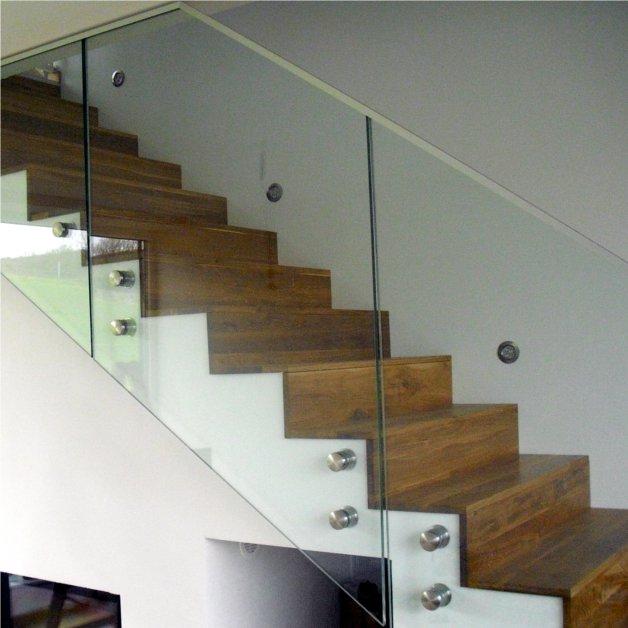 glasgelaender de ganzglasgel nder glasklemmhalter edelstahlgel nder vsg esg. Black Bedroom Furniture Sets. Home Design Ideas